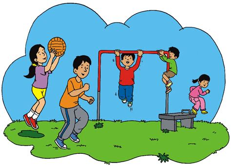 imagenes infantiles niños jugando futbol dibujos de ni 241 os jugando paisaje imagui