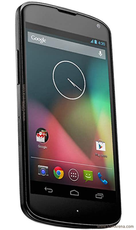 Hp Lg Nexus 4 lg nexus 4 e960 pictures official photos