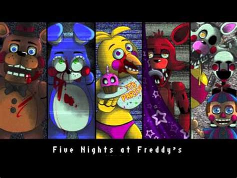 Surviving The Nightlife Mashup by Nightcore Just Gold Fnaf Funnycat Tv