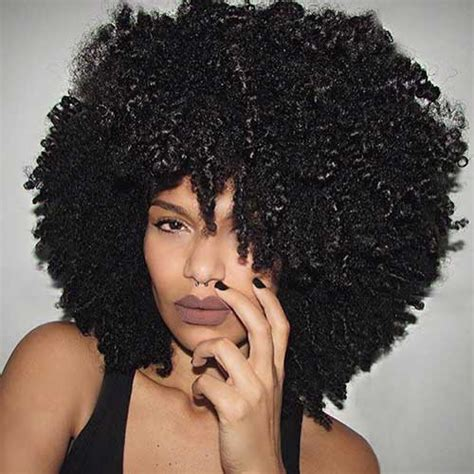 weave on short afro hair 20 afro weave hair hairstyles haircuts 2016 2017