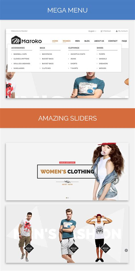 wordpress themes for clothing brands download maroko responsive wordpress fashion theme nulled
