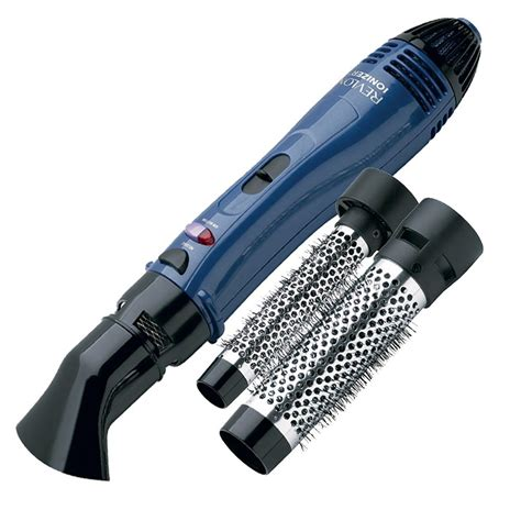 Hair Dryer Brush Rotating revlon air brushes hairstyle 2013