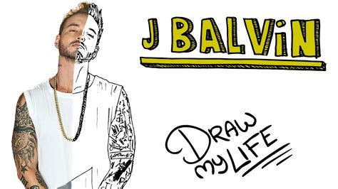 J Balvin Drawing by J Balvin Draw My