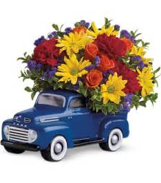 Canadian Flower Delivery - classic 1948 ford canadian flower delivery