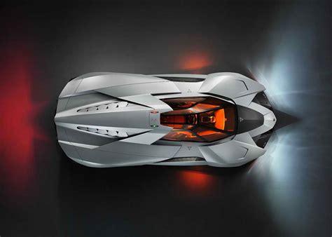 The Lamborghini Egoista 2013 Lamborghini Egoista Concept Review Specs Pictures