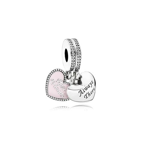 best friend pandora charm best friends pendant charm 791950cz greed jewellery