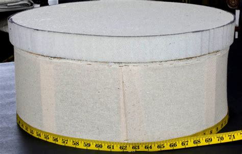 diy round ottoman diy project shelly s salvaged spool ottoman design sponge