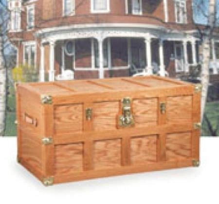 steamer trunk dresser plans the world s catalog of ideas