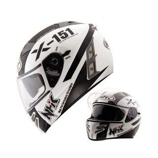 Visor Kaca Nhk Terminator N1200 helm nhk helm nhk terminator starbase visor