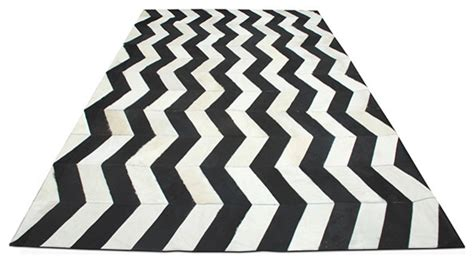 black and white modern rugs herringbone cowhide rug black white modern rugs