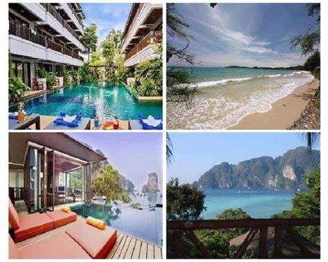 krabi luxury hotels krabi hotels discount guide