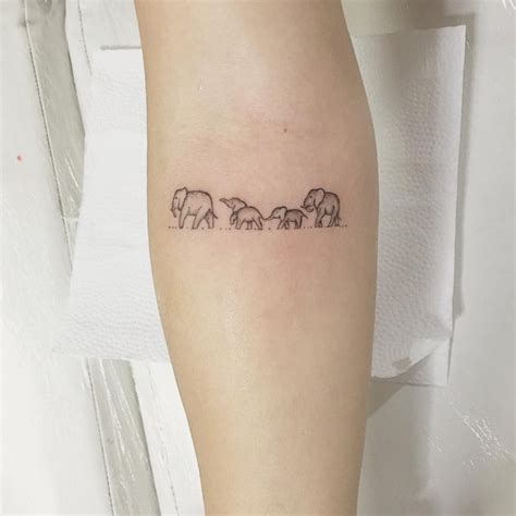 200 elephant tattoos inspirations meanings 2017 collection