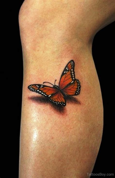 butterfly leg tattoo designs leg tattoos designs pictures page 24