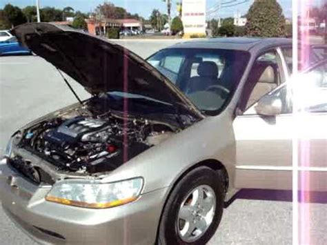 sold 2000 honda accord ex l v6 meticulous motors florida