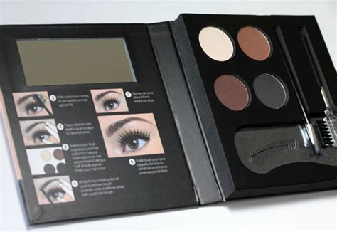 Jual Eyebrow Kit Makeover by The Nyx Eyebrow Kit Hopes You Ll Make Time To Stencil It