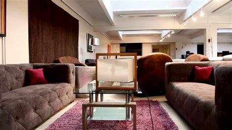 canapé en tissus idee deco chambre moderne ado