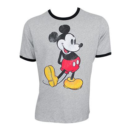 Mickey Mouse Uk 20 15 10 mickey mouse ringer shirt for only 163 20 01 at