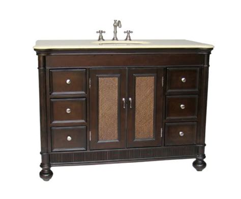 48 quot country style bathroom sink vanity cabinet model ba