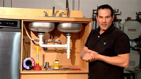 Stop Plumbing Leaks by Sink Leaking From Drain How To Fix It Diy Home Improvement