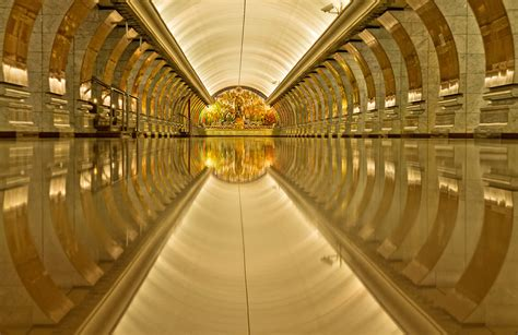 Beautiful Subway Stations by World S 20 Most Beautiful Subway Stations 07 Is Epic