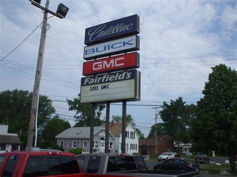 Kia Dealers In Nh Fairfield S Cadillac Buick Gmc Kia Mitsubishi Keene Nh