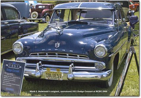 1951 dodge desoto chrysler corporation 1949 1952 plymouth dodge desoto