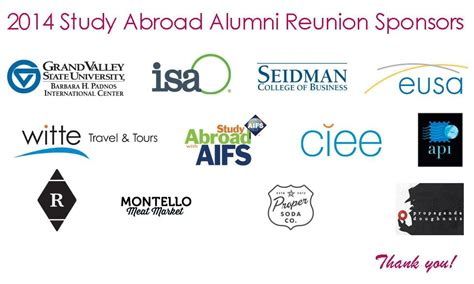 Murray State Universoty Study Abroad Mba by Study Abroad Alumni Reunion 2014 Study Abroad Grand