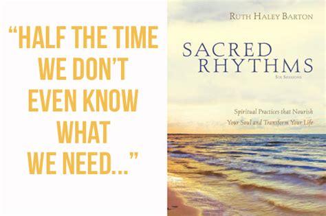 Sacred Rhythms Ruth Barton the gift of prayer