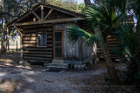 Myakka River State Park Cabins by More Shouldered Hawks Show Me Nature Photography