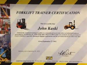 forklift certification template custom card template 187 forklift certification card