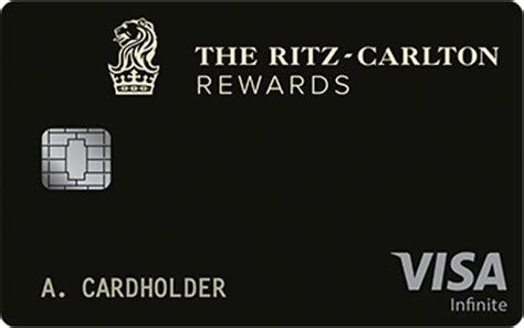 visa infinate ritz carlton visa infinite review three free