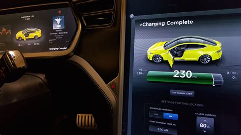 tesla model s charging tesla hacker changes color of the model s to match wrap