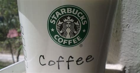 501 Coffe Lover Series Starbuck Sexi Latte a cup a day starbucks coffee