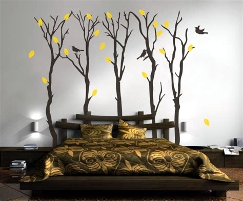Cool Designs For Bedroom Walls 20 Cool Ideas For Striking Bedroom Wall Design