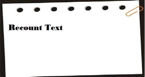 contoh recount text holiday in bandung beserta artinya recount text kumpulan contoh recount text generic