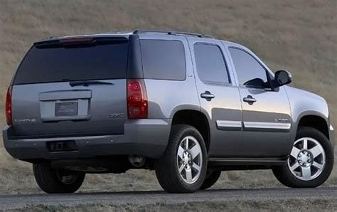 old car manuals online 2009 gmc yukon electronic throttle control 2010 gmc yukon ground clearance specs view manufacturer details