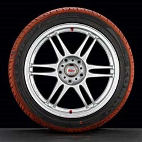 kumho colored smoke tires