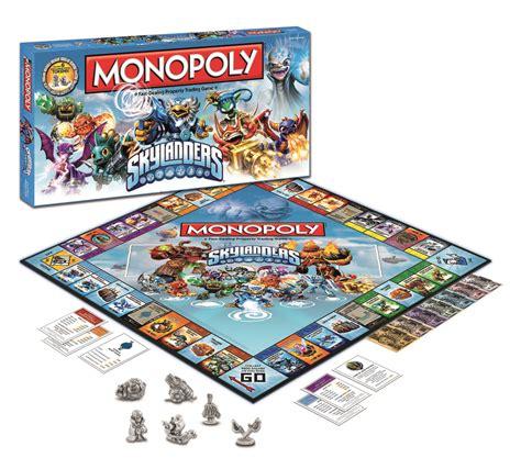 skylanders monopoly    tabletops polygon
