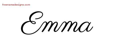 tattoo name emma classic name tattoo designs emma graphic download free