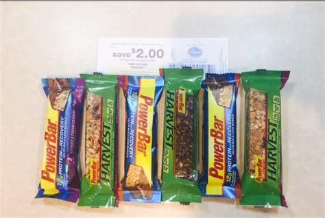 whoa better than free power bars at kroger free moneymaker powerbars kroger deal