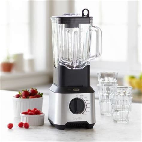 Blender Las Mini breville 174 hemisphere mini blender sur la table kitchen