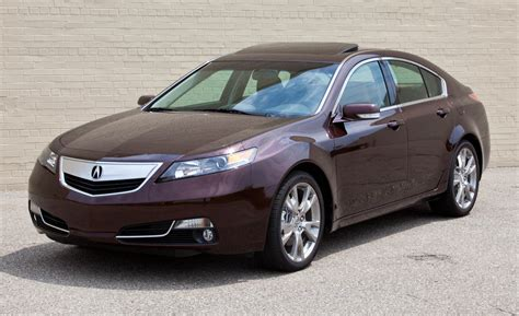 2012 acura tl type s 2012 acura tl information and photos momentcar