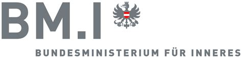 bundesministerium inneres datei bundesministerium f 252 r inneres logo svg