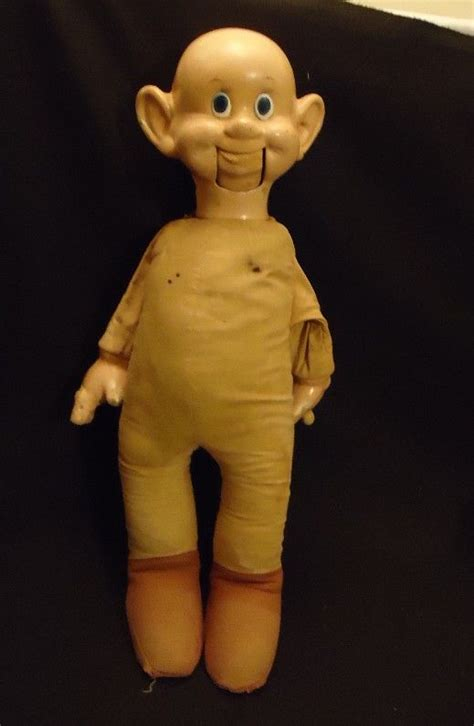 composition dopey doll antique ideal dopey composition doll ventriloquist snow
