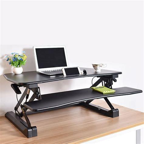 Vertical Computer Desk Vertical Height Adjustable Sit Stand Desk Vm Ld07