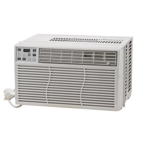 ge room air conditioner 8000 btu ge 8 000 btu through the window smart room air conditioner