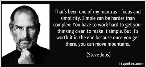 easy biography of steve jobs steve jobs quotes on simplicity quotesgram