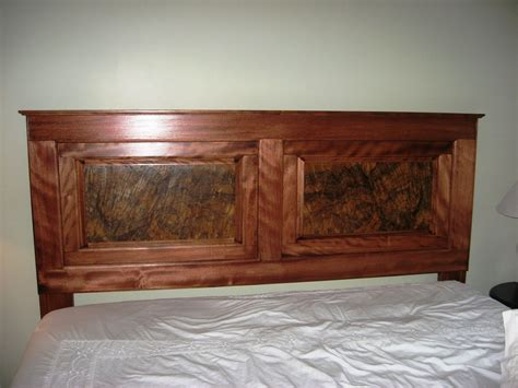 custom made headboards custom mahogany walnut buryl headboard by yoder furniture