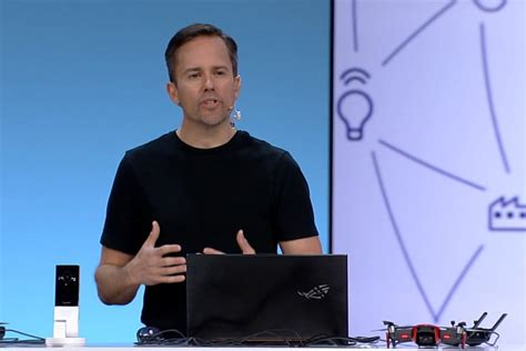 microsoft s day one build keynote focuses on cortana are we in the a i revolution microsoft s keynote points