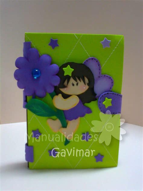 manualidades de foami manualidades gavimar libreta decorada foami mini goma